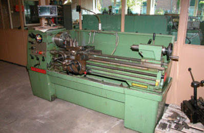 CNC Draaibank Colchester